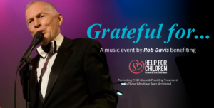 Grateful For show by Rob Davis Music
