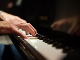 Daryl Kojak Rehearsal with Rob Davis