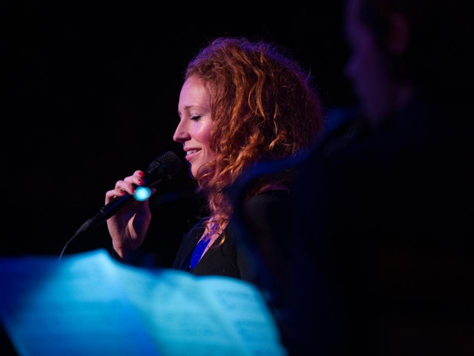 Marissa Mulder with Rob Davis Music