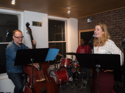 Rob-Davis-Rehearsal with Minda Larsen