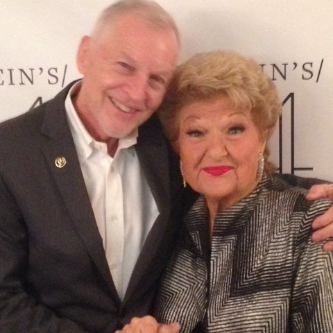 Rob Davis with Marilyn Maye and Friends at Marilyn's show at 54 Below