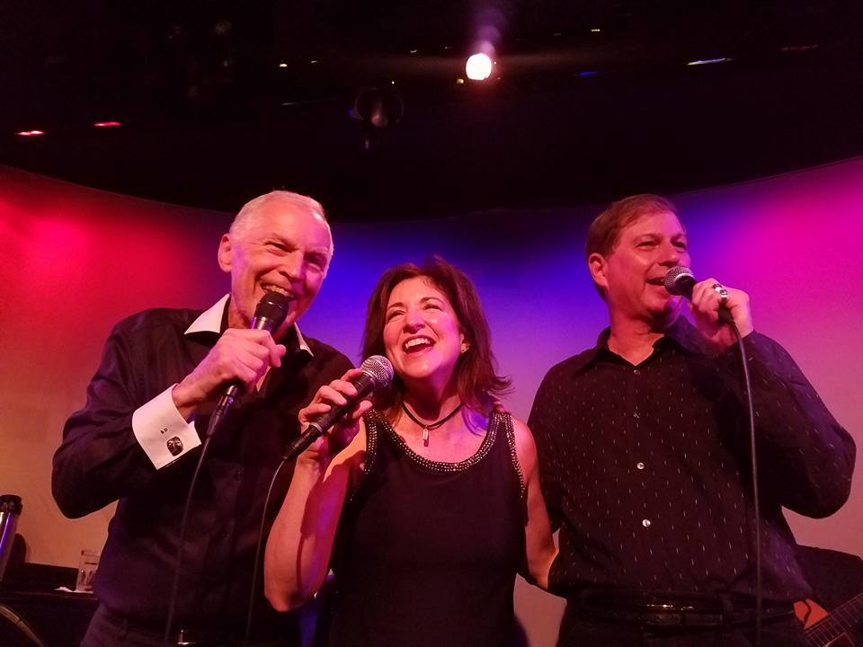 Rob Davis and Lisa Viggiano & Stephen Hanks in This is Your Song