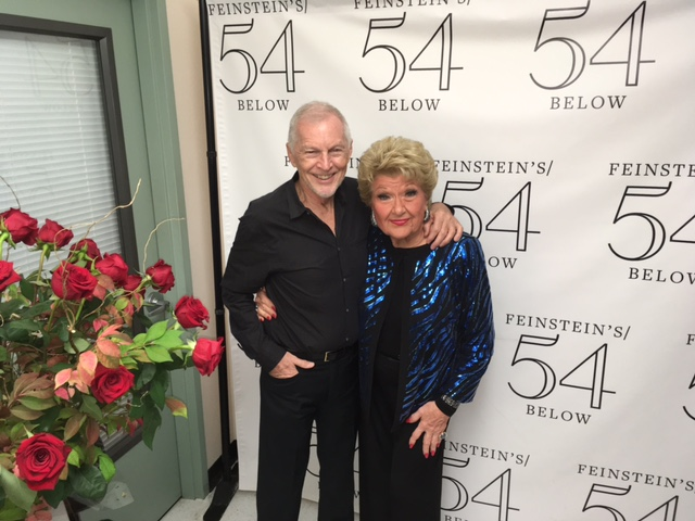 Marylyn Maye & Michael Feinstein at
