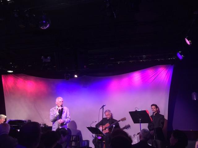 Rob Davis Sings Duets with Stephen Hanks & Lisa Viggiano in