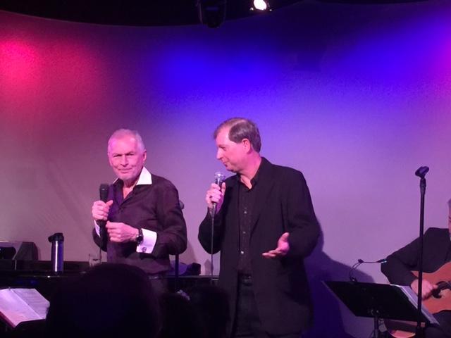 Rob Davis Sings Duets with Stephen Hanks in