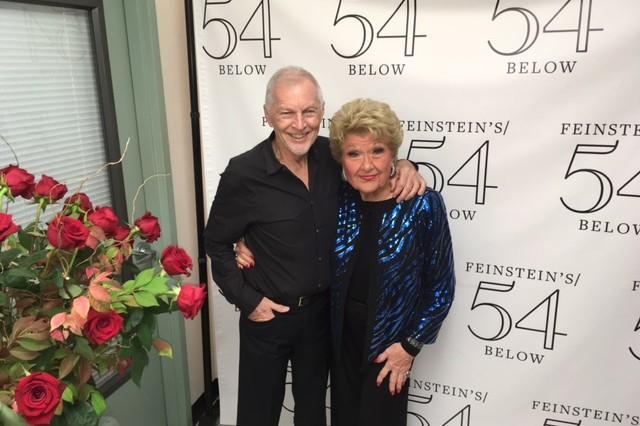 Marylyn Maye & Michael Feinstein at